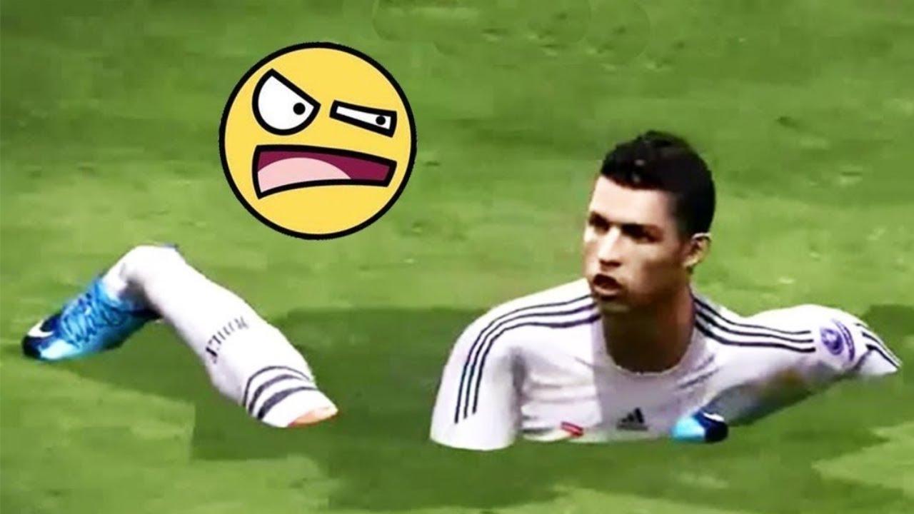 اسوأ 7 العاب فيديو في تاريخ كرة القدم, اللعبة الثانية غريبة جدااا