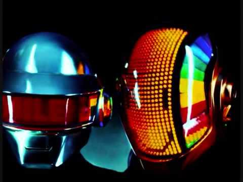 Daft Punk vs Kanye West Harder, Better, Faster, Stronger