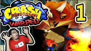 ADUH KANJEN BANGET! - Ayo Main Crash Bandicoot 3 Warped!