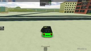 Roblox: Drive: Fus Ro Dah Moment!
