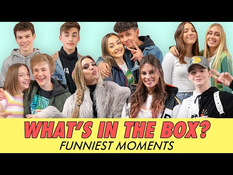 What's In The Box? Funniest Moments