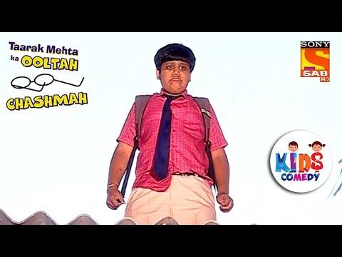 Tapu Sena Encourages Goli To Come Down | Tapu Sena Special | Taarak Mehta Ka Ooltah Chashmah
