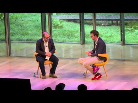 Lonely Planet's Daniel Houghton at Skift Global Forum