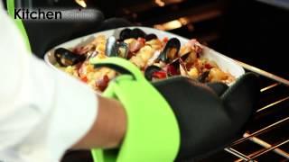 Kitchen Grips Chefs Mitt video