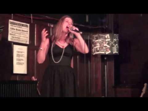 The Shift Cabaret- Claudia Jones sings