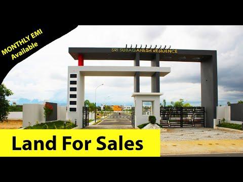 Land For Sales In Coimbatore | Sri Subha Ganesh Garden | Realestet In Coimbatore