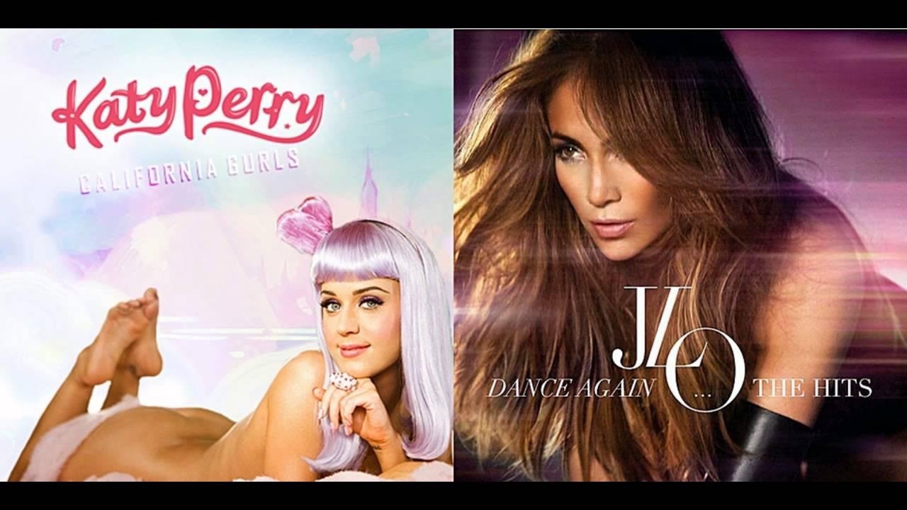 Jennifer Lopez Feat Pitbull Vs Katy Perry California