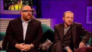 Simon Pegg & Nick Frost on Alan Carr Chatty Man