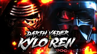 DARTH VADER & KYLO REN | Epic Rap Team | BTH GAMES Ft. INVERSO - 2018