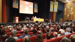 Rosa Luxemburg Konferenz - 11. Januar 2014 - Grußbotschaft von Arnaldo Otegi