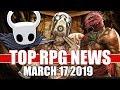 Top RPG News of the Week - Mar 17 2019 (Hollow Knight, Divinity Original Sin 2, Borderlands)