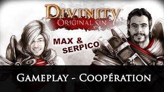 Divinity : Original Sin - Coopération avec Max et Serpico