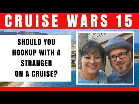 Should You Hookup with a Stranger on a Cruise Ship?