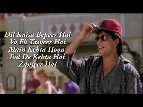yeh-dil-deewana---pardes- -shahrukh-khan- -sonu-nigam- -nadeem-shravan