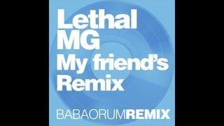 LETHAL MG - BEAT GO DEMONIAK REMIX