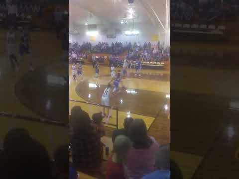 Oklahoma Calvin High School. Basketball