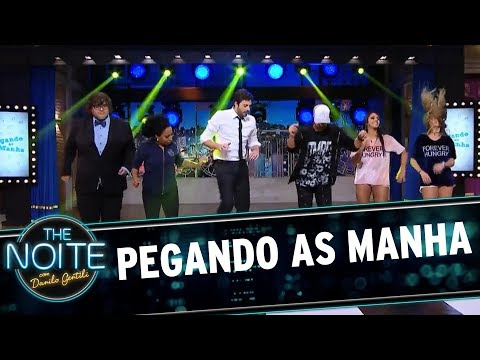 "Pegando As Manha: A Coreografia De ""Despacito"" 