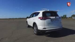 видео Тойота РАВ 4 2016-2017 - отзывы владельцев - реальные