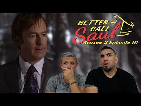 Better Call Saul Season 2 Episode 10 'Klick' Finale REACTION!!