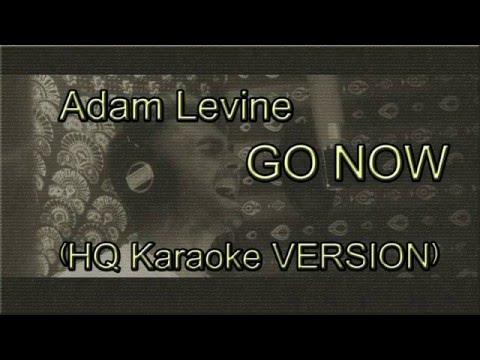 "SING STREET - Adam Levine ""Go Now"" - HQ Karaoke"