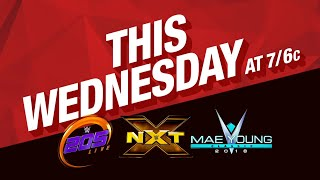 Introducing the all-new Wednesday night lineup on WWE Network