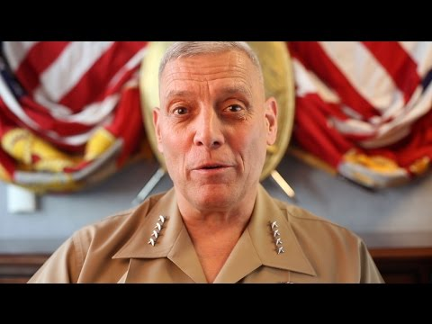 4 Steps From a 4 Star General | How To Be The Perfect Marine