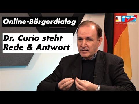 Dr. Curio zum neuen Lockdown, dem Mord an Samuel Paty und Gefährdern in Deutschland