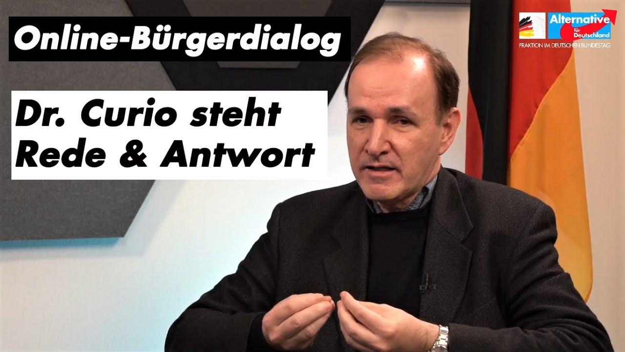 Online-Bürgerdialog der AfD-Fraktion