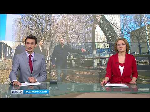 В Башкирии приняли закон о штрафах за парковку на газонах