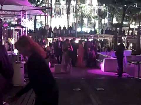 Cannes Film Festival Opening Night post screening afterparty