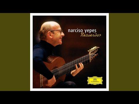 Ruiz-Pipó: Cancion y Danza No.1 - Arr. For Guitar By Narciso Yepes - Cancion y Danza No.1 -...