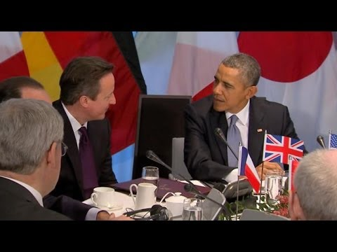 Russia and the United States Standoff: G8 Becomes G7