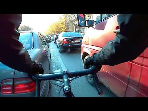 Cycling in Traffic Road Bike 2018