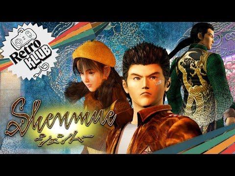 Die Geschichte von Shenmue mit Simon | Retro Klub