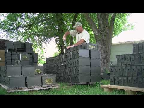 Entrepreneur Resells Ammo Cans From Govliquidationcom