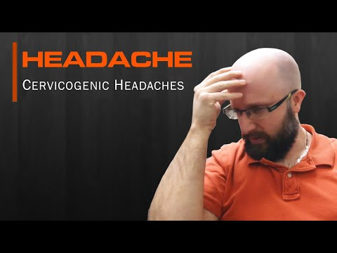 Cervicogenic headaches - Dr Notley Winnipeg Chiropractor and Athletic Therapist