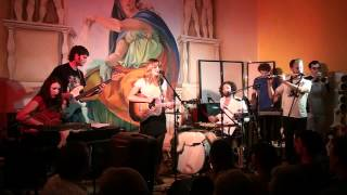 Anais Mitchell - Wilderland, Young Man in America 4-24-12
