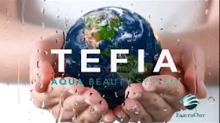Химическая завивка Tefia