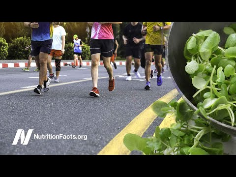 Preventing Exercise-Induced Oxidative Stress With Watercress