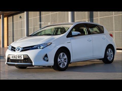 Toyota Auris — плюсы и минусы автомобиля.