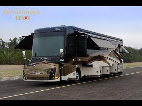 latest super futuristic prevost bus motorhome king aire advanced rh youtube com bus motorhomes for sale uk bus motorhomes for sale nsw
