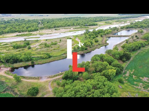 Nebraska Hunting Land For Sale   Platte River Hunt and Fish Paradise   Lexington, NE