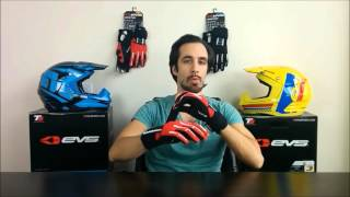 EVS Wrister 2.0 Motocross Gloves Review and Information