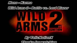 Wild ARMs 2 - Guardian Summon Showcase