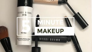 How to: Do Makeup In a Rush
