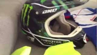 My Motocross Protective Gear & Clothing