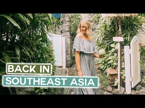 We're Back in Southeast Asia!