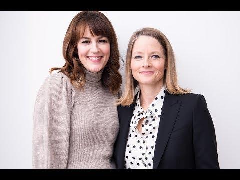 TimesTalks  Jodie Foster and Rosemarie DeWitt