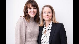 TimesTalks | Jodie Foster and Rosemarie DeWitt