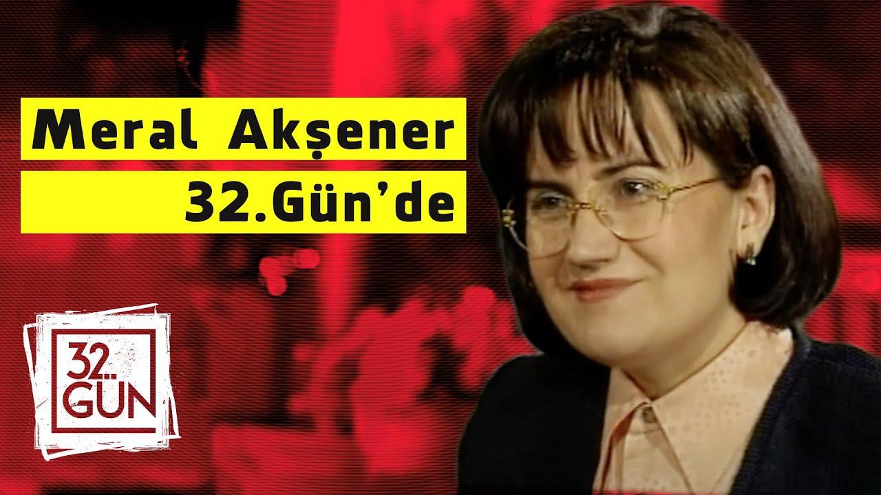 Meral Akşener Özel Röportajı   1997   32.Gün Arşivi